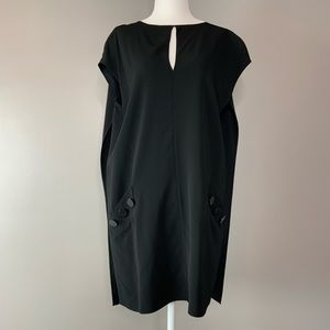 """Tracy Reese """"Lab"""" cape dress"""